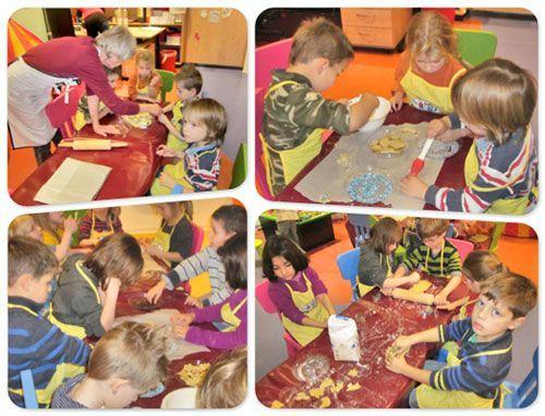 Weihnachtsplätzchen Kindergarten.Adelby 1 Weihnachtsplätzchen Backen Im Citti Park